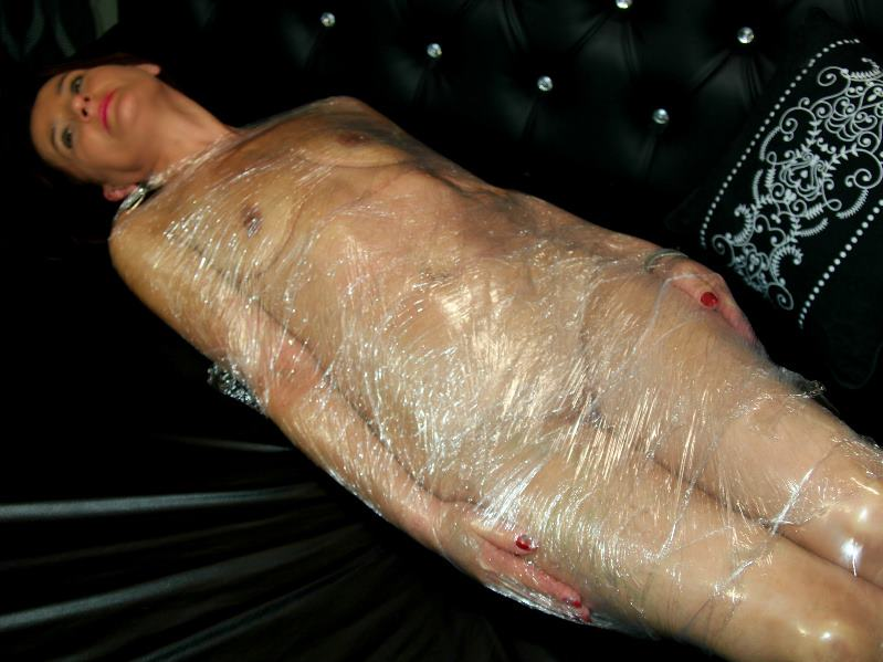 bondage mummification