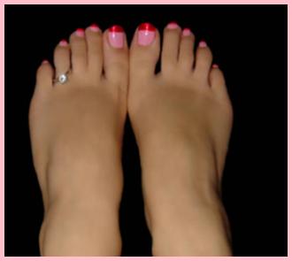 hot foot fetish