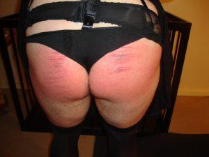 spanked sissy